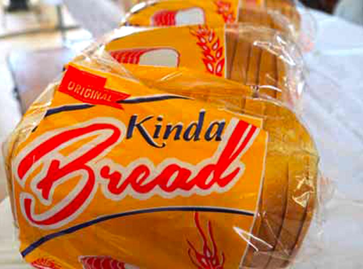 Kinda Bakery fresh bread.